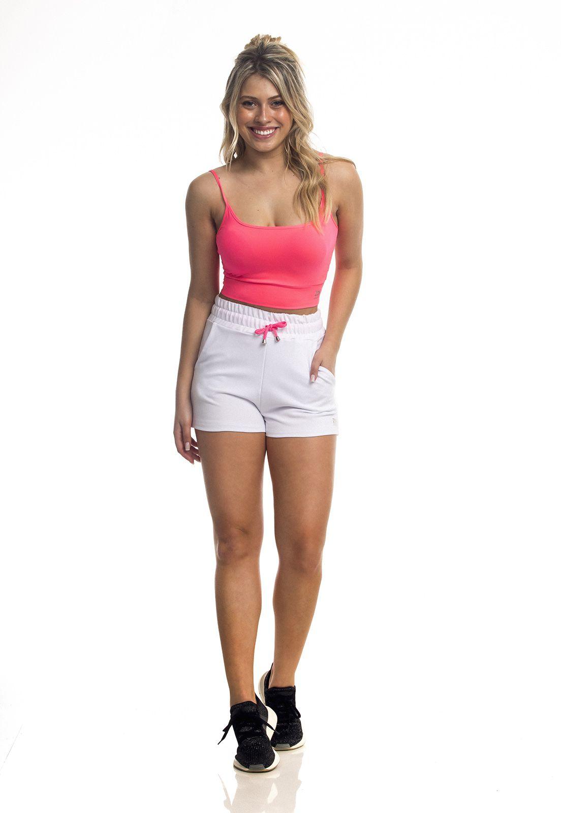 Short Running ZDN Sports Rosa Neon