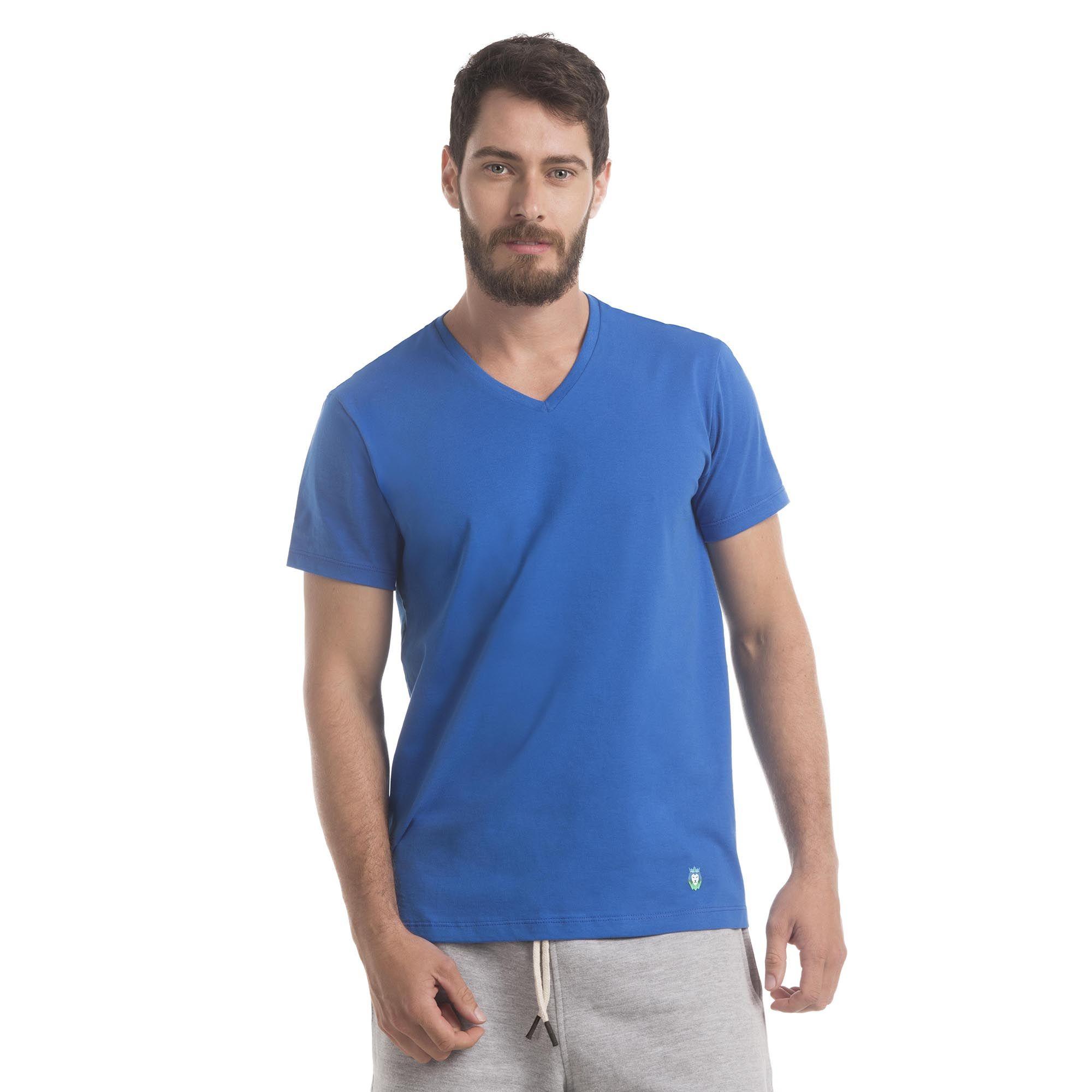 T-Shirt Zaiden Basic T4 Masculina