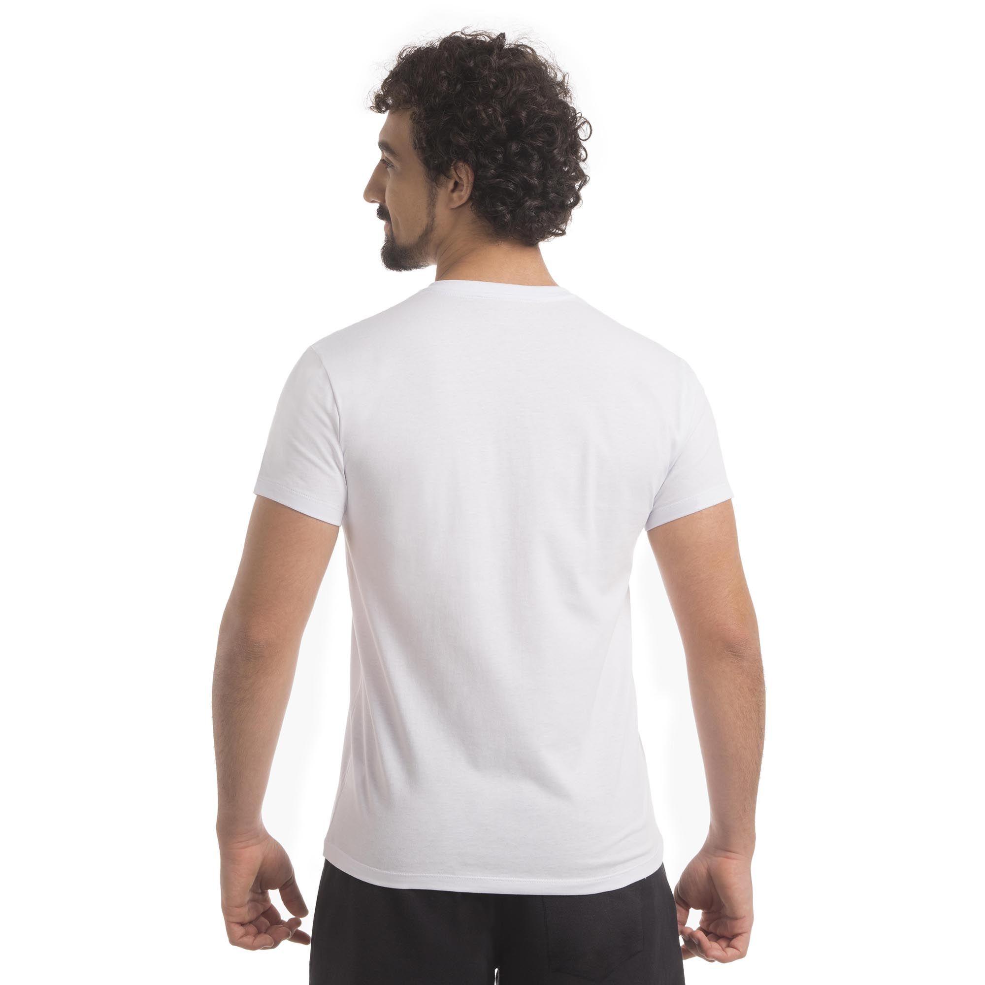 T-Shirt Zaiden Basic T6 Masculina