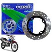 DISCO DE FREIO DIANTEIRO HONDA NX 400 NX400 FALCON COBREQ MODELO ORIGINAL