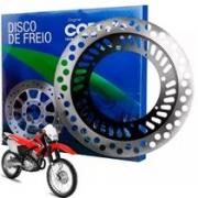 DISCO DE FREIO DIANTEIRO HONDA TORNADO 250 XR COBREQ ORIGINAL