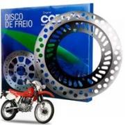 DISCO DE FREIO DIANTEIRO HONDA XR 200 XR200 COBREQ ORIGINAL