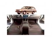 Forro Super Luxo Automotivo Assoalho Para Belina Todos