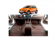 Forro Super Luxo Automotivo Assoalho Para CrossFox todos