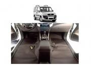 Forro Super Luxo Automotivo Assoalho Para Doblo 2002/2018