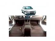 Forro Super Luxo Automotivo Assoalho Para Escort Todos