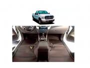 Forro Super Luxo Automotivo Assoalho Para F250/F350/F4000 Simples 1999 a 2011