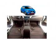 tapete Super Luxo Automotivo Assoalho Fiat Argo cronos