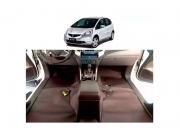 Forro Super Luxo Automotivo Assoalho Para Honda Fit até 2009