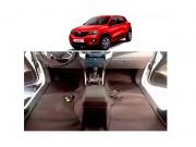 Forro Super Luxo Automotivo Assoalho Para Kwid 2017 a 2018