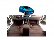 Forro Super Luxo Automotivo Assoalho Para New Fiesta