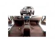 Forro Super Luxo Automotivo Assoalho Para Pajero Dakar 2010 a 2018