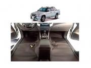 Forro Super Luxo Automotivo Assoalho Para S10 Dupla até 2011