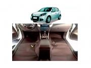 Forro Super Luxo Automotivo Assoalho Para Sandero 2008 a 2012