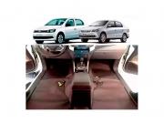 Forro Super Luxo Automotivo Assoalho Para Voyage G5/G6/G7 2009 a 2018