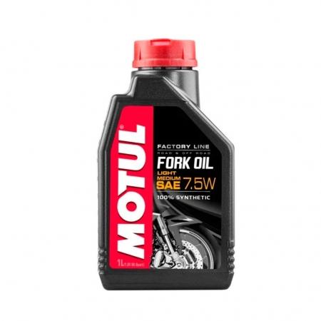 OLEO HIDRAULICO FORK OIL MEDIUM 7.5W MOTUL