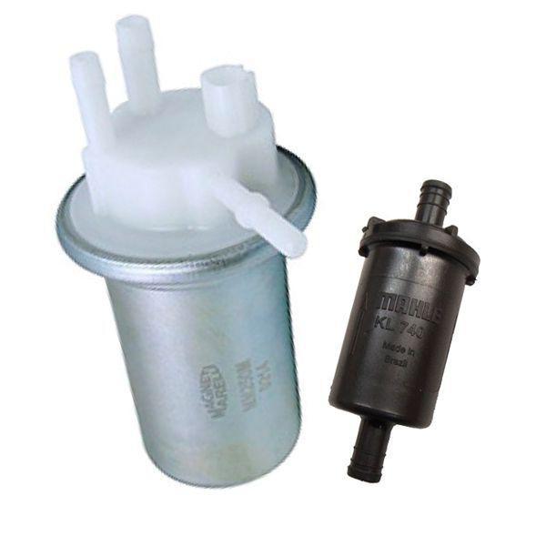 Bomba Combustível honda Xre 300 nxr Bros150 + Filtro Gasolina Magneti Marelli