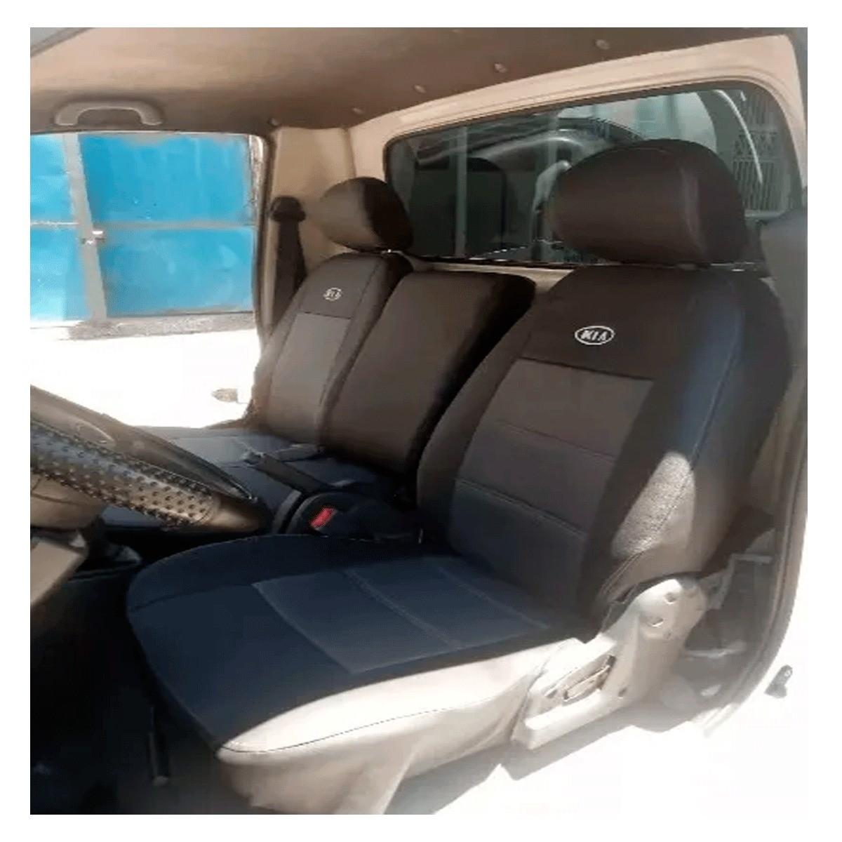 Capa de Banco Automotivo Couro Ecologico Kia Bongo
