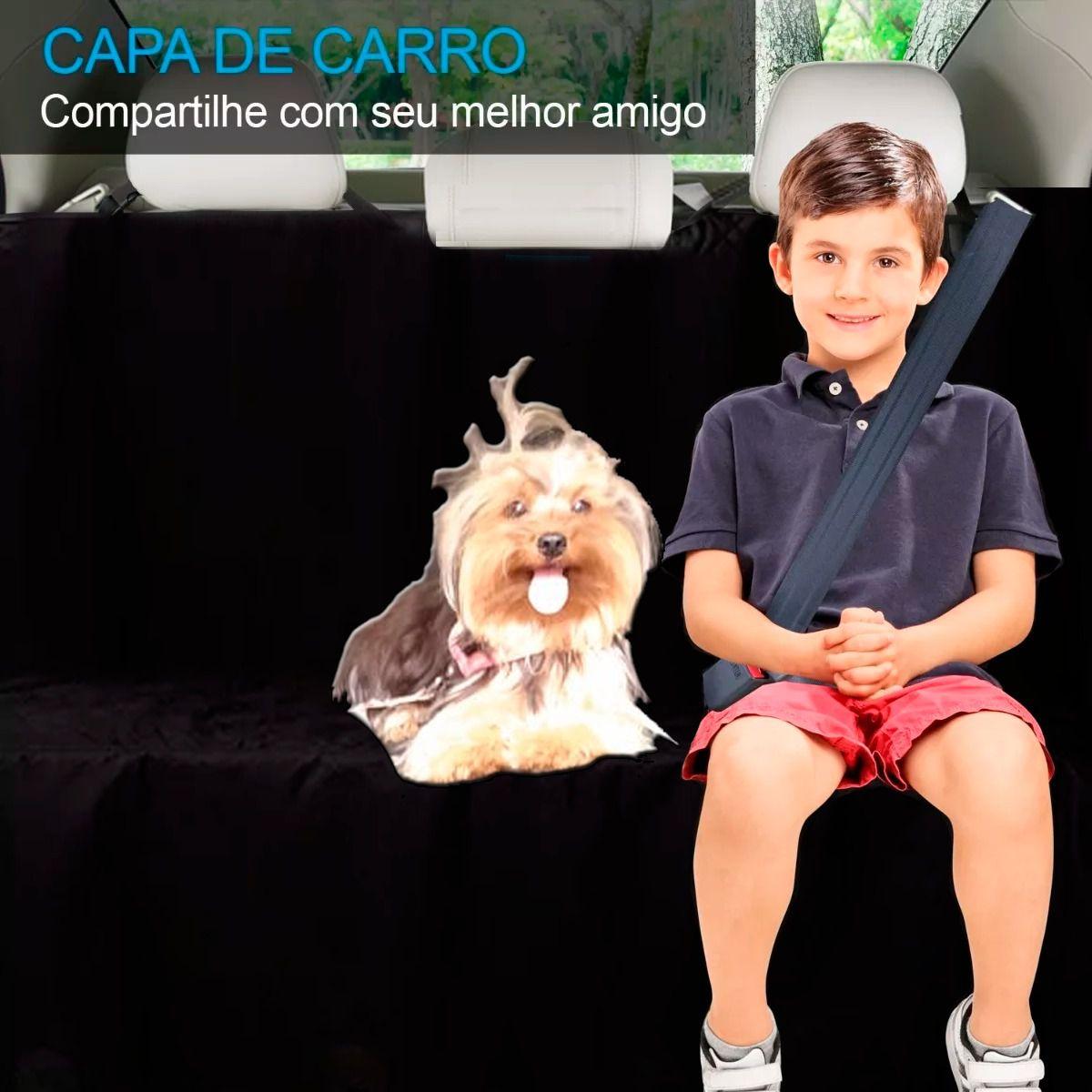 CAPA PROTECAO BANCO PET GATO CAES EM COURO COURVIN