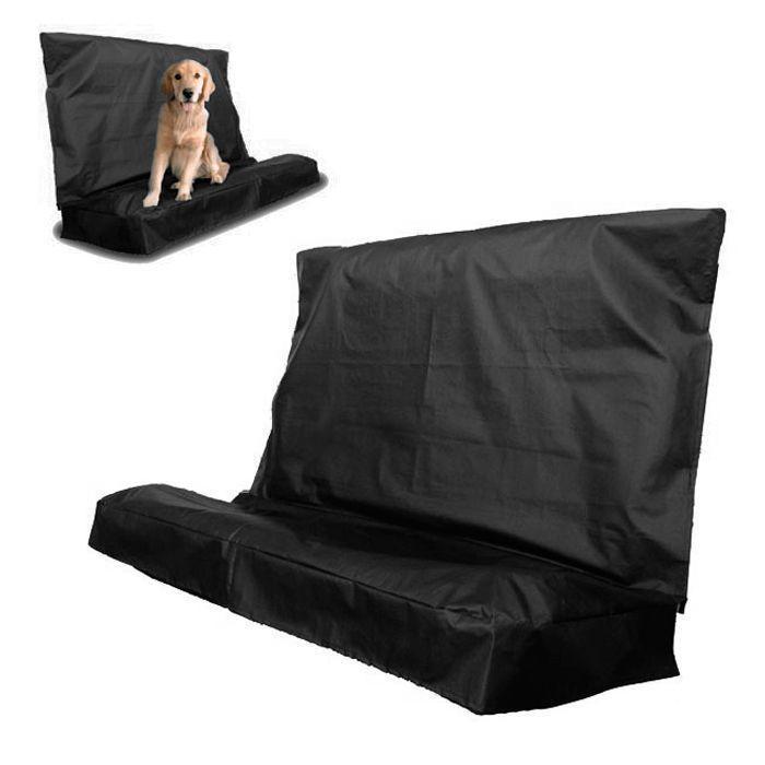 Capa Proteção Provisória assento/encosto banco traseiro impermeável - pets cachorros praia manutenção