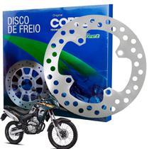 DISCO DE FREIO DIANTEIRO HONDA XRE 300 XRE300 COBREQ ORIGINAL