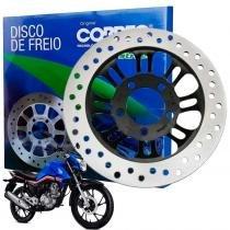 DISCO DE FREIO HONDA TITAN 160 FAN 160 CG COBREQ