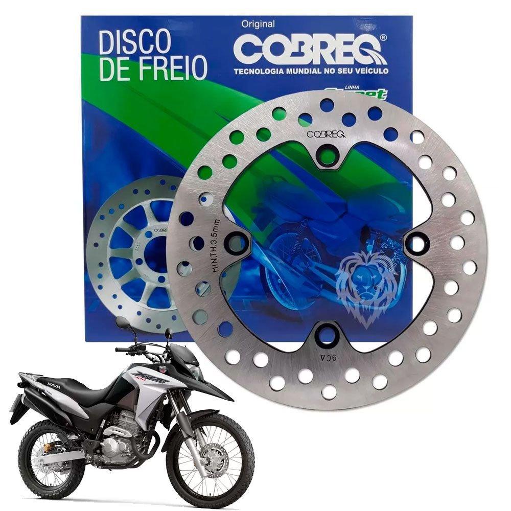 Disco de Freio Traseiro HONDA XRE 300 Cobreq Modelo Original