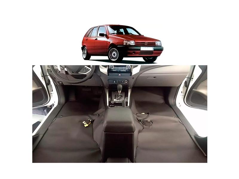 Forro Super Luxo Automotivo Assoalho Para Tipo Todos