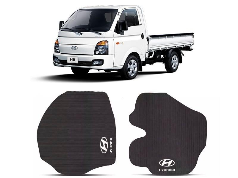 Jogo Tapete Hyundai Hr 2010...2020 - Borracha