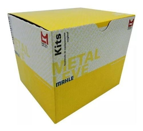 Kit Motor Cilindro/pistão/anel Cg/titan/fan/cargo 125 02/08