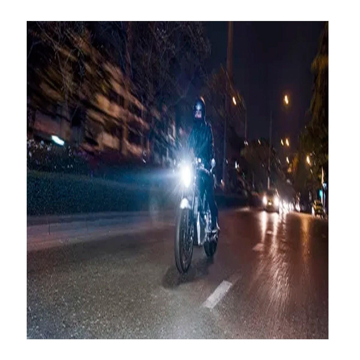 Led Philips Moto H4 Corrente Alternada HONDA Cg160 Start Fan Titan