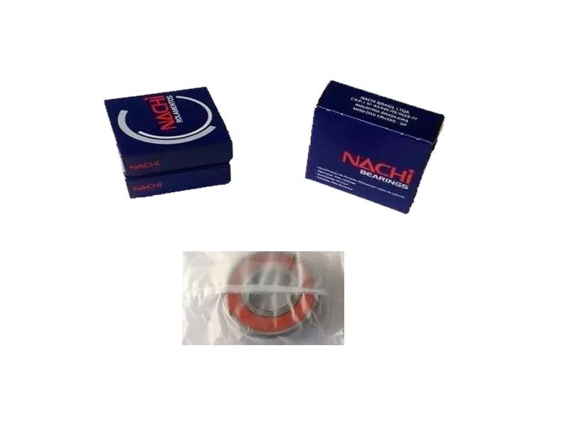 Par Rolamento 6301 Roda Dianteira Nachi Cg Titan 125 150 160
