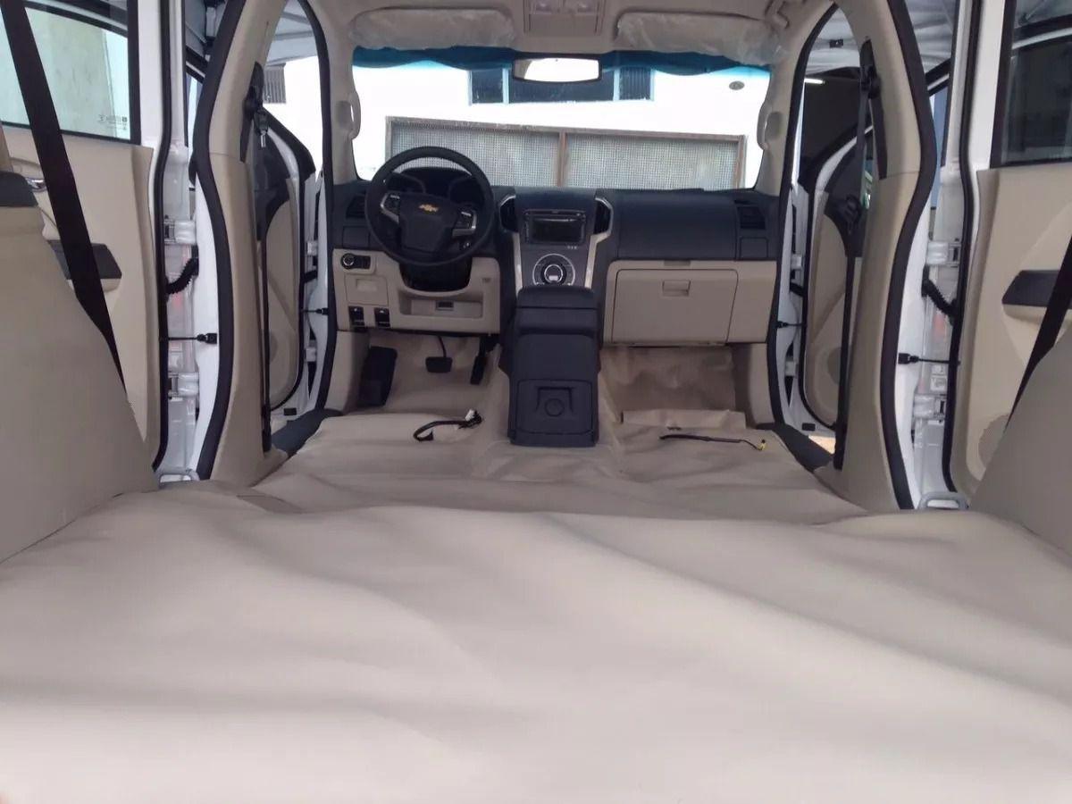 Tapete Carpete Assoalho Emborrachado Para A20 D20  Cabine Simples