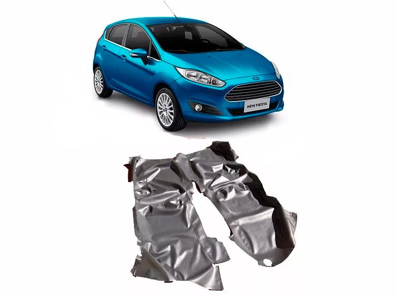 Tapete Carpete Assoalho Vinil Verniz Ford New Fiesta