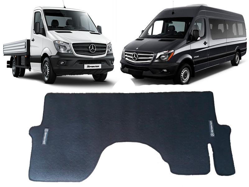 Tapete Pvc Borracha Mercedes Sprinter 313/415/515 2013-2019