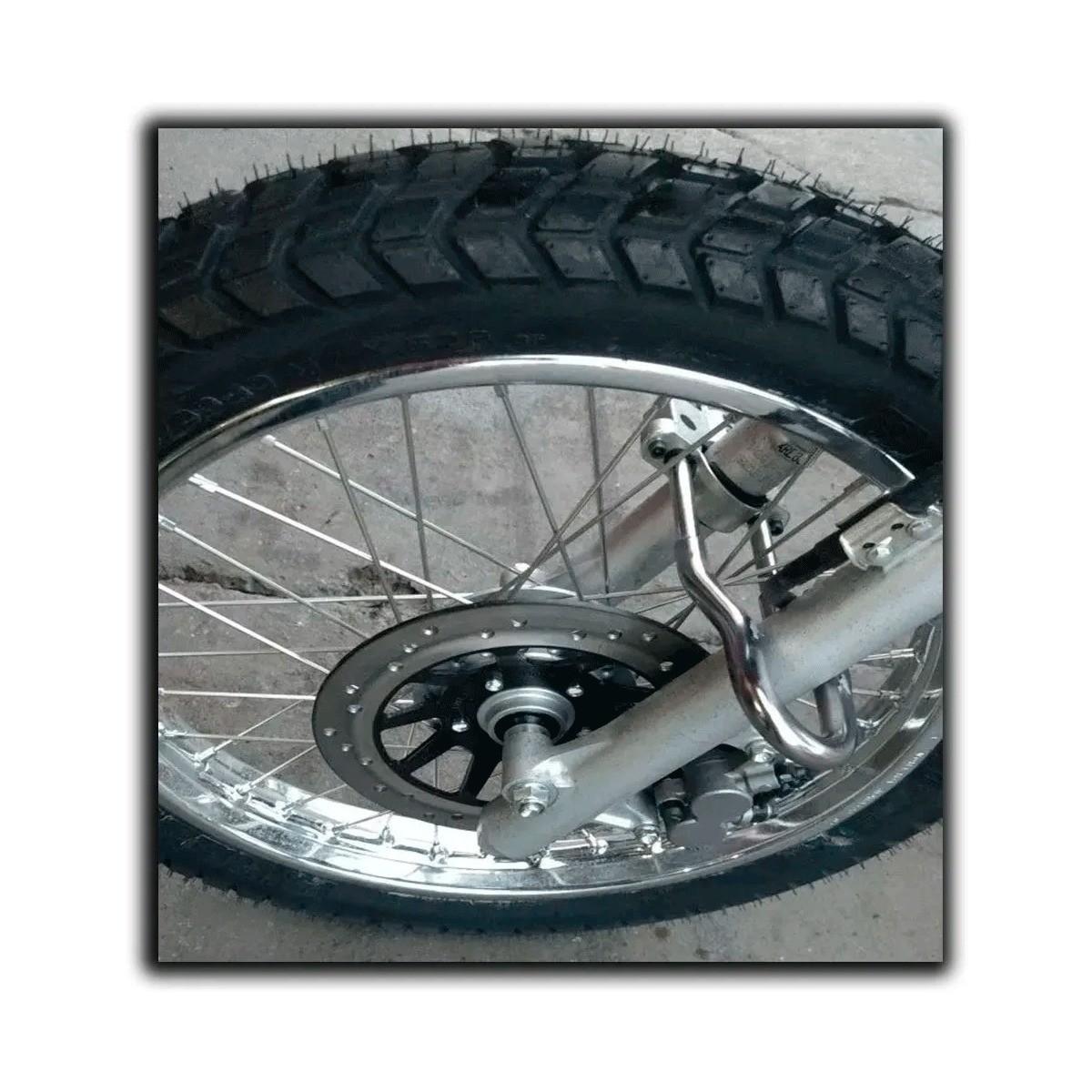 Tranca Trava Bengala Segurança ANTI FURTO Moto HONDA CBX 250 Twister Tornado NX 400 Falcon