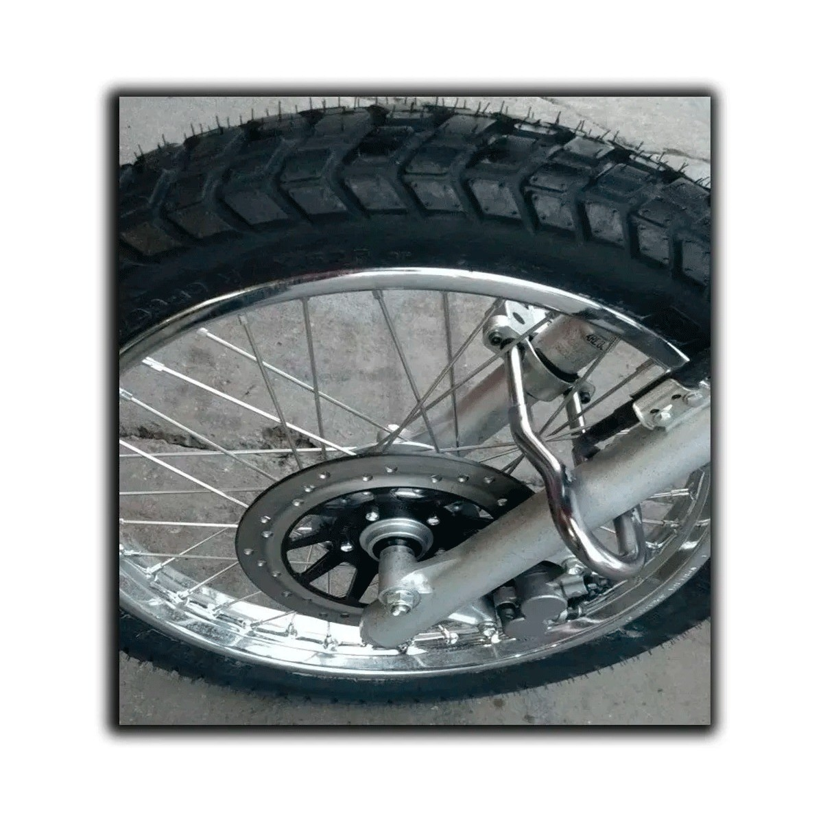 Tranca Trava Segurança Anti Furto Moto honda Biz 100/ Biz 125 pop 100 110