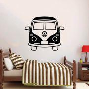 Adesivo de Parede Kombi Volkswagen