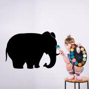 Adesivo de Parede Lousa Elefante