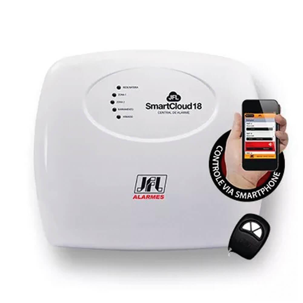 Central alarme JFL Smart Cloud 18