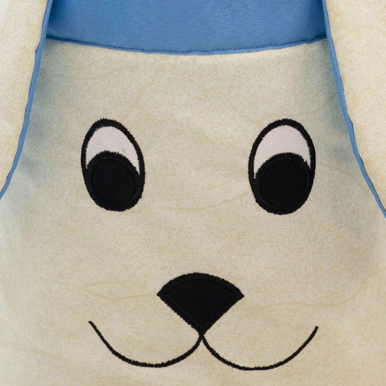 Cesto Organizador de Brinquedos e Roupas Sujas Grande Cachorro com Alças