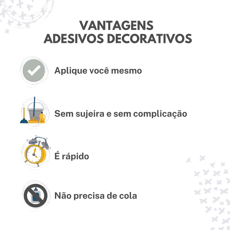 Kit de Adesivos Lufa-Lufa Elementos Harry Potter Hogawarts