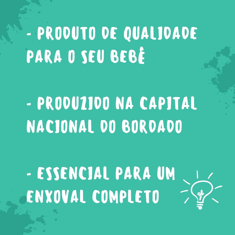 Kit Viagem 2 Peças Faixa Soneca e Almofada para Cinto de Segurança Coroa Infantil