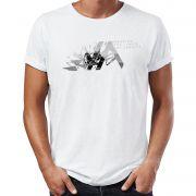 Camiseta Breaking Branca