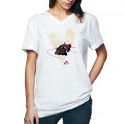 Camiseta Mountains Branca
