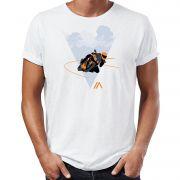 Camiseta Mountains Branca MM