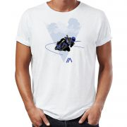 Camiseta Mountains Branca VR