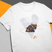 Camiseta MM 93 Branca
