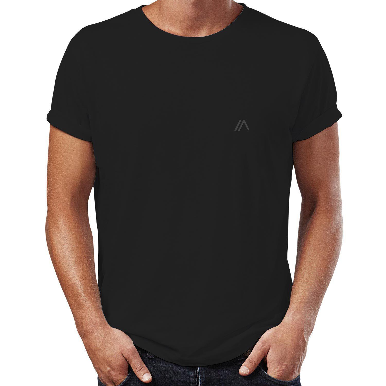 Camiseta Brand Preta