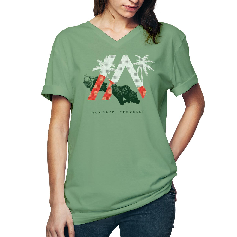 Camiseta Goodbye Sálvia